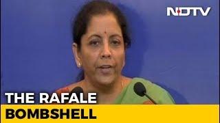 """Perception Battle, Will Fight It"": Nirmala Sitharaman On Rafale Row"