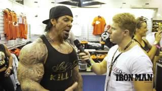 Bodybuilders react to Arnold