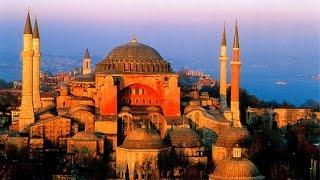 A Walk Around The Hagia Sofia, Istanbul