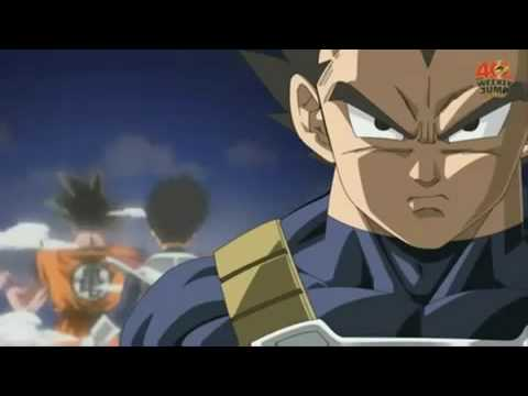 vegetas brother tarble form the dragonball z special episode