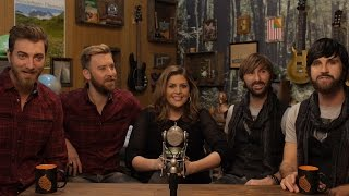 Touring with Lady Antebellum