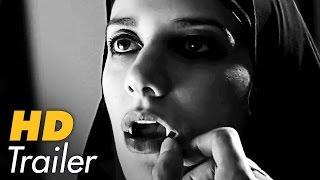 A GIRL WALKS HOME ALONE AT NIGHT Trailer German Deutsch (2015)