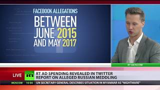 RT 'exposed' spending money on ad campaigns… just like other media