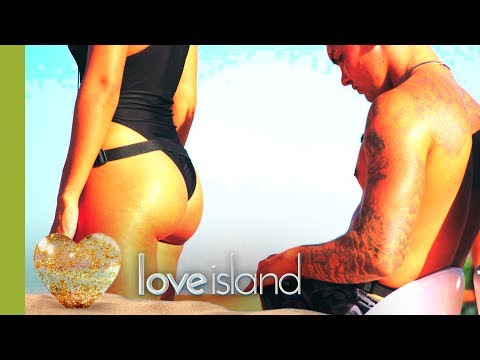 Battle of the Booties Love Island 2017