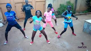 Love Doctor By Vinka Dance Clip By Galaxy African Kids [Gakids]