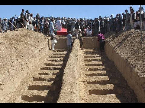 Xxx Mp4 Afghan Police Discover Mass Graves After Village Attack By Pakistan ISI L 3gp Sex