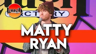 Matty Ryan | Greyhounds | Laugh Factory Chicago Stand Up Comedy