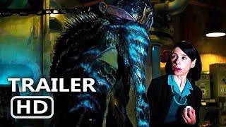 THE SHAPE OF WATER Final Trailer (2017) Guillermo Del Toro, Fantasy, Movie HD