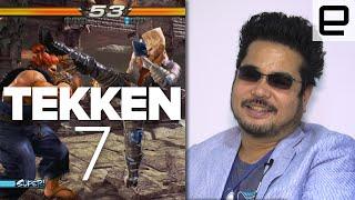 Katsuhiro Harada on Tekken 7 from E3 2016
