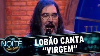 Lobão canta
