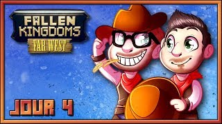 FALLEN KINGDOMS FAR WEST : FIGHT EN 0:0 ! #04