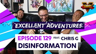 DISINFORMATION ft. NY CHRIS G! The Excellent Adventures of Gootecks & Mike Ross Ep. 129 (SFV)