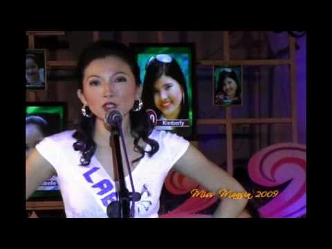 Miss Maasin City 2009 Self Introduction of the 10 Finalists
