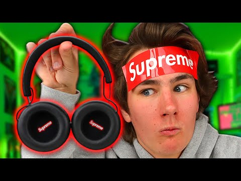 Xxx Mp4 348 Supreme Headphones TOO MUCH HYPE 3gp Sex