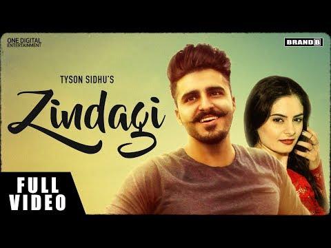 Zindagi   Tyson Sidhu   Melissa Singh   Sir Manny   Latest Brand New Punjabi Songs