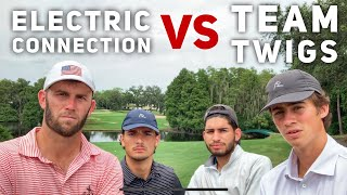 Electric Connection vs. Team Twigs | Live Donation Challenge