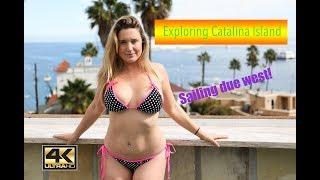 CATALINA ISLAND AND MY FAVORITE BIKINI! - Lazy Gecko VLOG 65