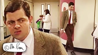 Mr. Bean - Episode 13 - Goodnight Mr. Bean - Part 1/5