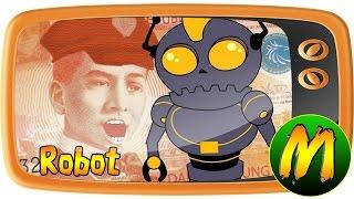 Usapang Pera: Robot