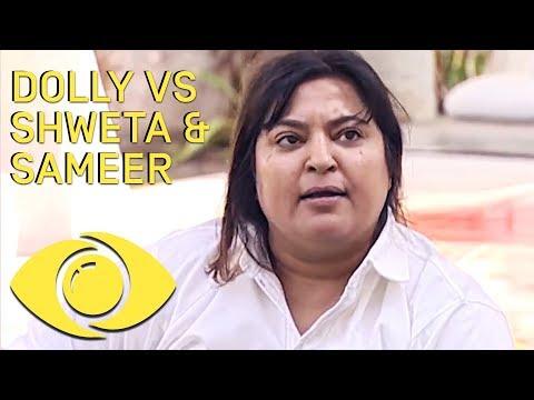 Xxx Mp4 Dolly Bindra Fights Shweta And Sameer Bigg Boss India Big Brother Universe 3gp Sex