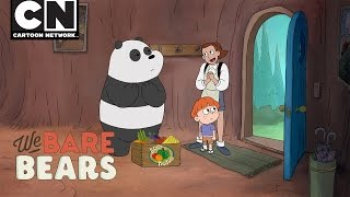 We Bare Bears | Panda Daycare | Cartoon Network