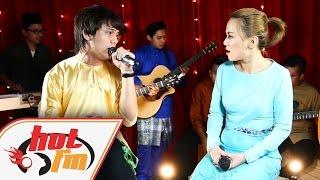 AKIM & STACY DUET - POTRET NOT FOR SALE (LIVE) - Akustik Hot - #HotTV DUET