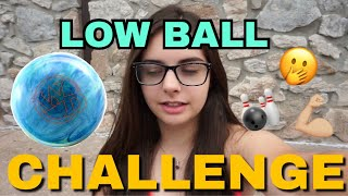 LOW BALL BOWLING CHALLENGE | ALEX FORD