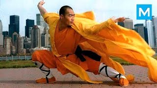 KUNG FU MASTER with Crazy Skills - Tim Man | Muscle Madness