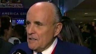 Rudy Giuliani: Hillary Clinton looked tired