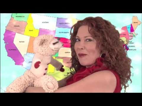 watch Lamb Chop Loves America - 50 States Song