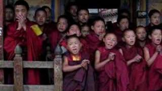 Young Monks of Bhutan V2!