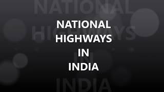 General Knowledge in telug  part  5  National Highways in India turorial in telugu