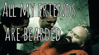 """Heathens"" Parody ""ALL MY FRIENDS ARE BEARDED"" - twenty one pilots | Marty Ray Project"