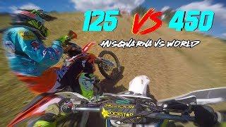 HSQ VS WORLD | GARA VS 450cc/300cc