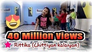 chittiyan kalaiyaan choreography by rockstar academy chandigarh