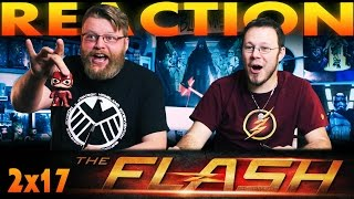 The Flash 2x17 REACTION!!