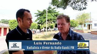 Luis Fernando Radialista e diretor da Radio Gandu FM