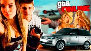 GTA 5 Online (PC) #34 - Привел девушку в Стрип-Клуб!