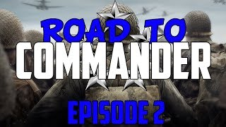 Call of Duty: WWII - Road to Commander - Episode 2! (COD WWII RTC)