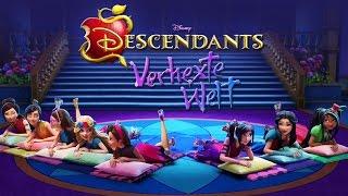 Kurzgeschichte Descendants - Verhexte Welt | Folge 19 Pyjamaparty