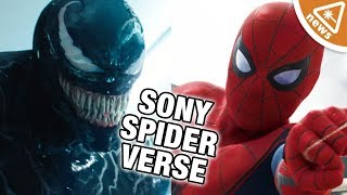 New Details on How Venom Sets Up Sony