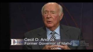 Gov. Andrus on Dialogue