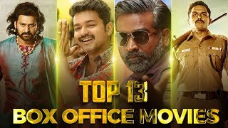 Top 13 Tamil Box-Office Hit Movies of 2017 - By Behindwoods