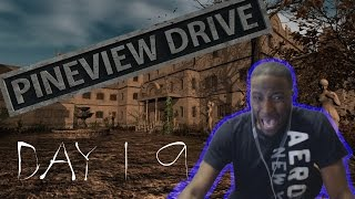 Pineview Drive Gameplay Walkthrough DAY 19 i Want To Leave!!!!! ( HORROR GAME )
