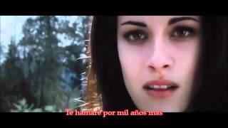 A Thousan Years -Subtitulado al español