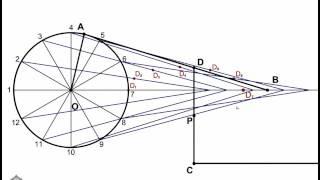 Engineering Graphics || four bar mechanism