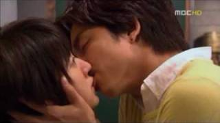 The 1st Shop of Coffee Prince ~Kissing Scenes~ Gong Yoo & Yoon Eun Hye