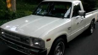 1982 TOYOTA 2.2L DIESEL FROM NEVADA