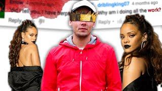 Rihanna - WORK (Explicit) ft. Drake PARODY