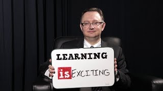 Learning is... Exciting | Russell Sarder feat. Deniz Caglar | Series 260